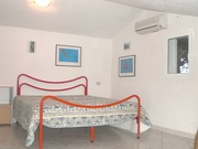 Mansard with beds